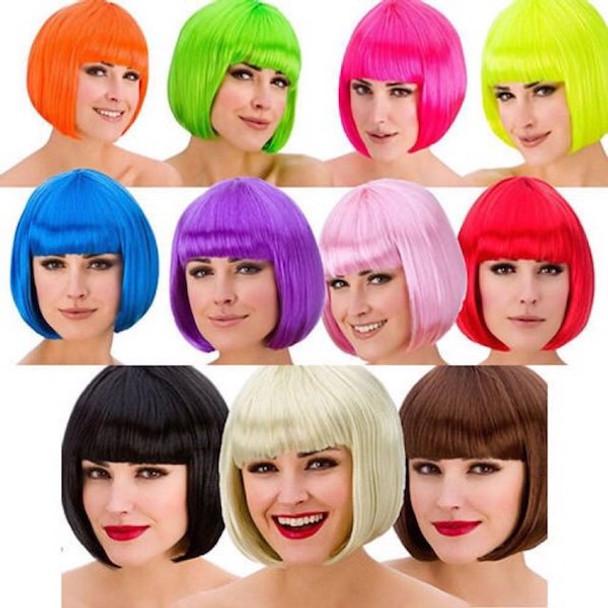 Bob Wigs |  Supermodel Wigs 12+ Colors  60455
