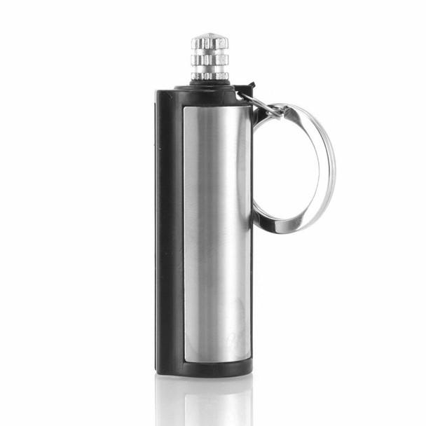 Emergency Waterproof Lighter | Waterproof Lighter Keychain | Outdoor Survival Gear