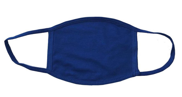 10+ Colors Cotton Face Masks 12 PACK  | Adult Size Double Ply Soft Cotton 134ALL