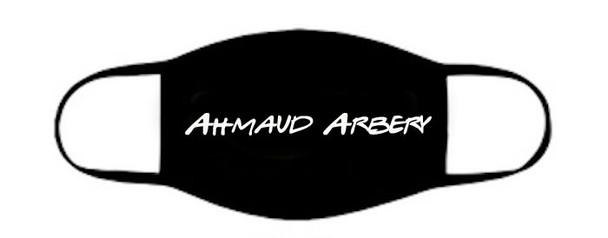 Ahmaud Arbery Face Mask | Ahmaud Arbery Mask | Adult Double Ply Soft Cotton 763AA