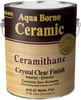 FixAll Aqua Borne Ceramithane Clear Finish (Formerly Graham) Gallon