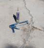 Sashco 10.5 fl oz Gray Slab Concrete Sealant