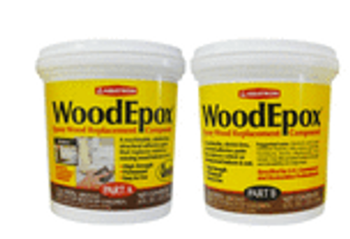 Abatron WoodEpox Epoxy Wood Replacement Compound (12 Ounce)