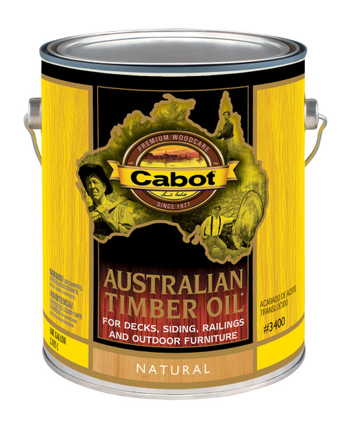 Cabot Australian Timber Oil Gallon