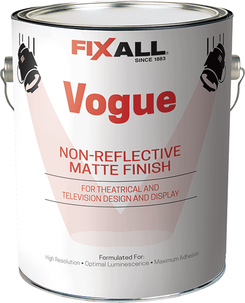 FixAll Vogue Non-Reflective Matte Finish (Formerly Muralo) Gallon