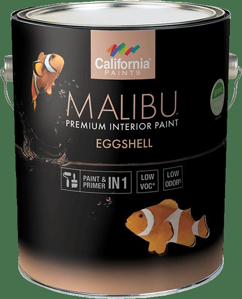 California Malibu Interior Eggshell  (Formerly Muralo Breathe Safe) Gallon