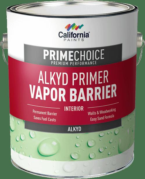 California PRIMECHOICE Interior Alkyd Primer Vapor Barrier Gallon