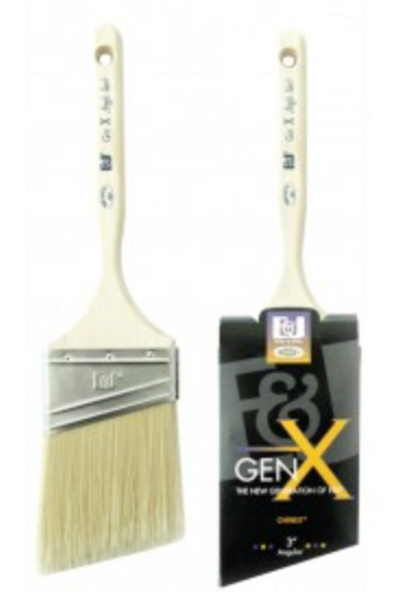"Elder & Genks Gen X Chinex 2.5"" Angle Sash"