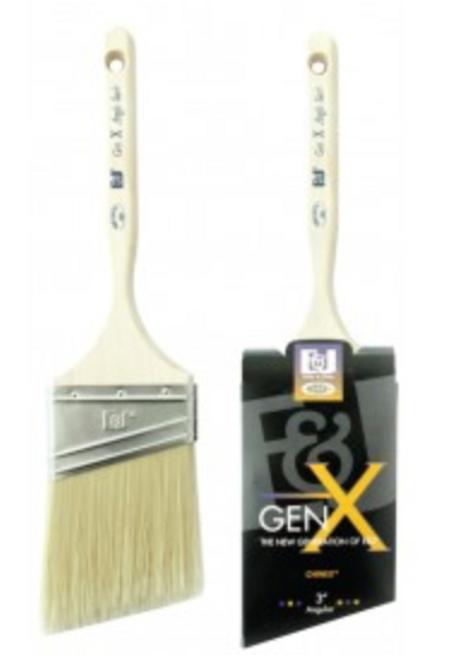 "Elder & Genks Gen X Chinex 3"" Angle Sash"