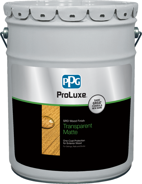 PPG ProLuxe (Formerly Sikkens) Cetol SRD Translucent Wood Finish 5 Gallon Bucket