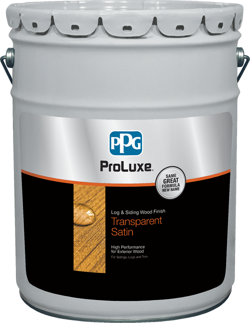 PPG ProLuxe (Formerly Sikkens Cetol) Log & Siding 5 Gallon Bucket
