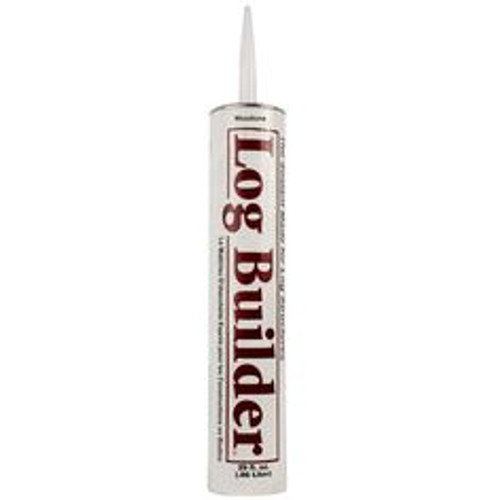Sashco Log Builder Caulk 30  oz (Case of 10)