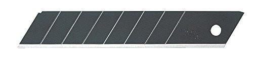 OLFA 18mm Black Ultra-Sharp Snap-Off Blades 50 Pack