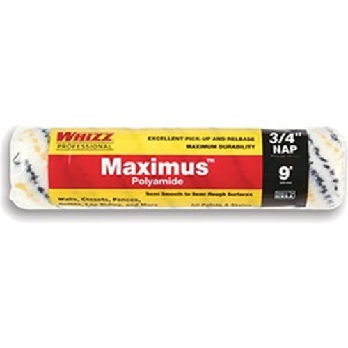 "Whizz Maximus Roller Cover 9"" - 3/8"" (Case of 10)"