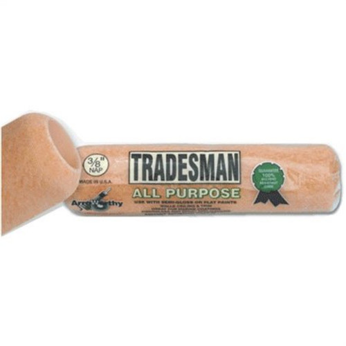 """ArroWorthy Tradesman All Purpose 9"""" - 1/2"""" Pile Roller Cover (Case of 12)"""