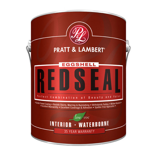 Pratt & Lambert RedSeal Interior Latex Eggshell Finish Gallon