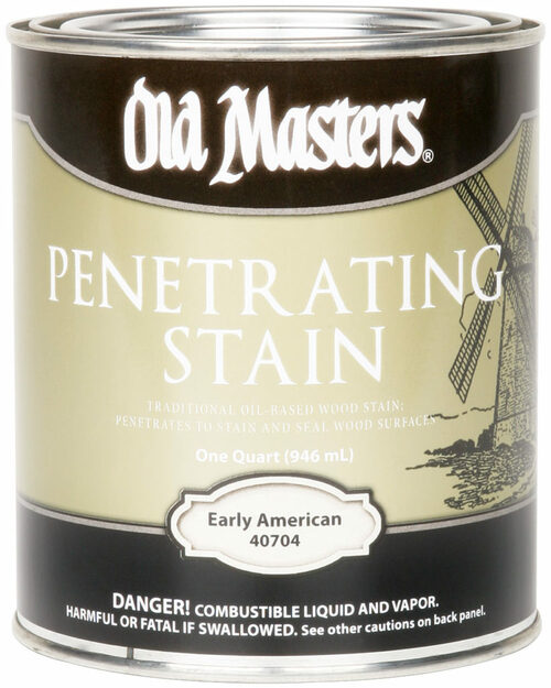 Old Masters Penetrating Stain Gallon