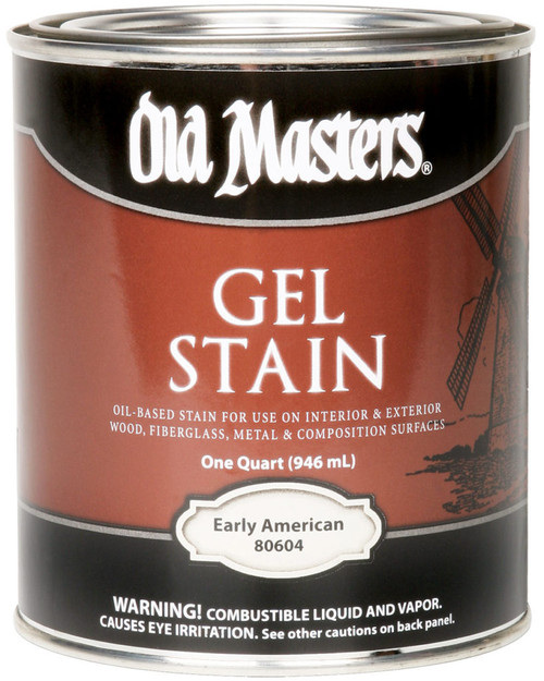 Old Masters Gel Stain Quart