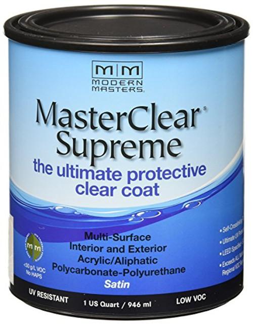 Modern Masters MasterClear Semi-Gloss  Gallon