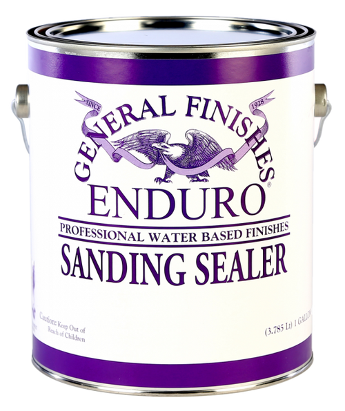 General Finishes Enduro Water Based Sanding Sealer Gallon