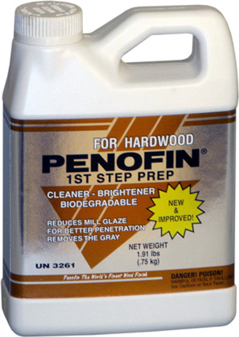 Penofin First Step Prep for Hardwood Quart