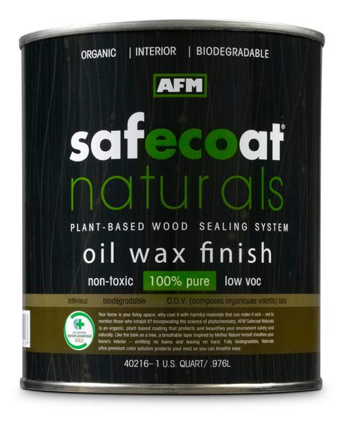 AFM Safecoat Naturals Oil Wax Finish Gallon