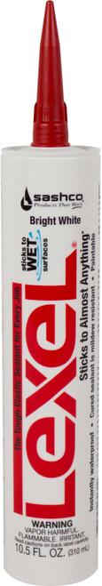 Lexel 10.5 fl oz Paintable Elastic Sealant