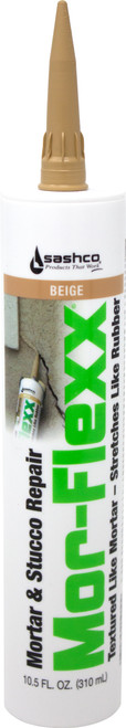 Sashco Mor-Flexx 10.5 fl oz Stucco & Mortar Sealant