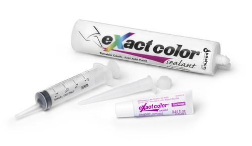 Sascho Exact Color Tintable Caulk Contractor 6 Pack