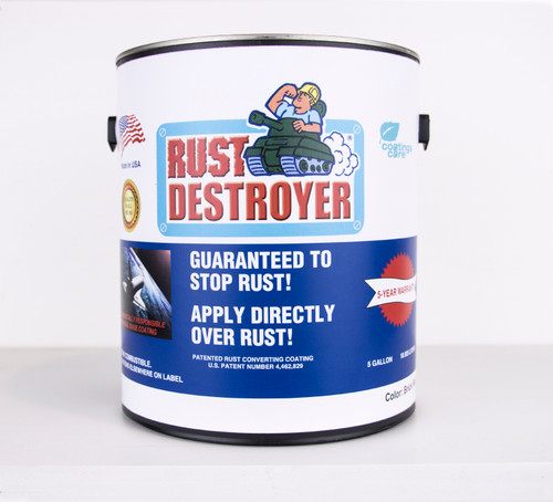 Advanced Protective Products Rust Destroyer Gallon