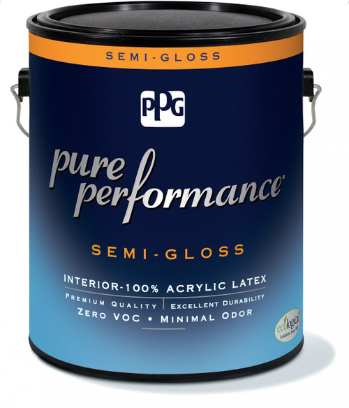 Pittsburgh Pure Performance Interior Semi-Gloss Latex Gallon