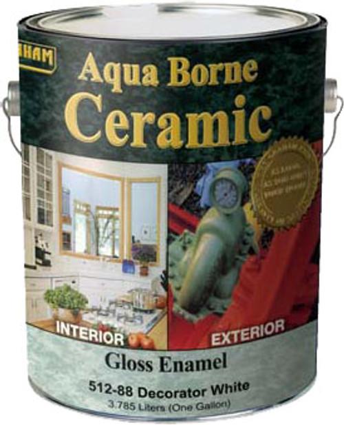 FixAll Everlife Waterborne Enamel High Gloss Gallon (Formally Graham Aqua Borne Ceramic)