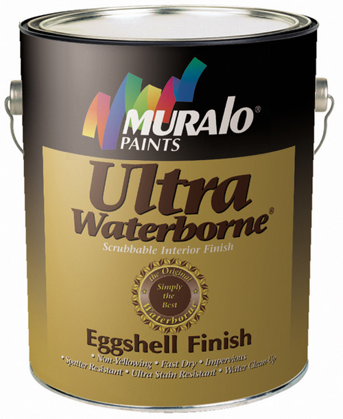 California Ultra Eggshell Enamel (Formerly Muralo) Gallon