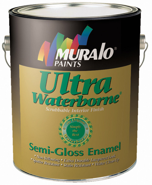 California Ultra Semi-Gloss Enamel (Formerly Muralo) Gallon