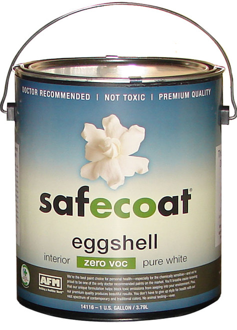 Safecoat Eggshell Zero VOC Gallon