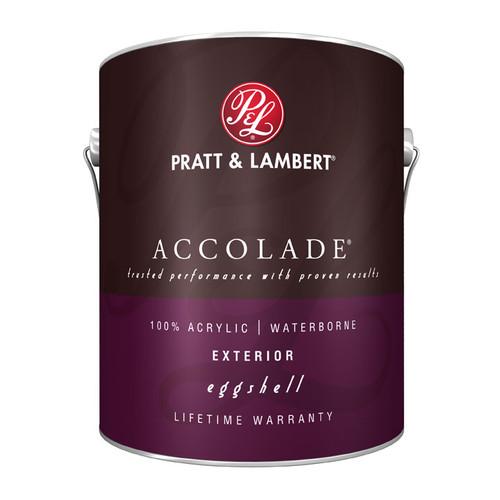 Pratt & Lambert Accolade Exterior Acrylic Latex Eggshell Gallon