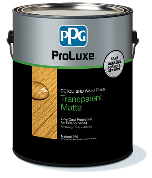 PPG ProLuxe Label