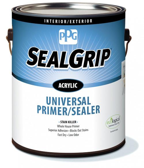 PPG SEAL GRIP Interior/Exterior Acrylic Universal Primer/Sealer Gallon