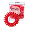 Invisibobble Traceless Hair Ring x 3 Raspberry Red