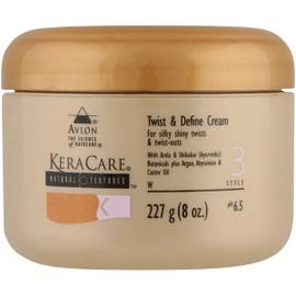 KeraCare Natural Textures Twist & Define Cream 227g