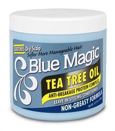 Blue Magic Tea Tree Oil 390g