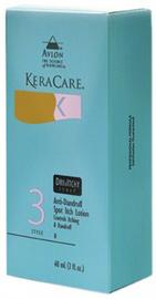 Keracare Dry & Itchy Scalp Anti-Dandruff Spot Lotion 60ml