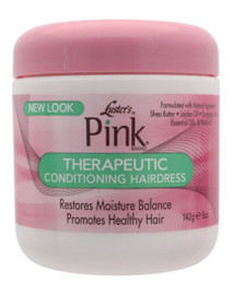 Luster's Pink Therapeutic Hairdress 142g