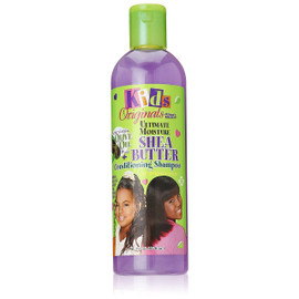 Africa's Best Organic Kids Shea Butter Conditioning Shampoo 12oz