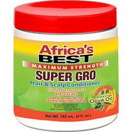 Africa's Best Maximum Strength Super Gro 149g