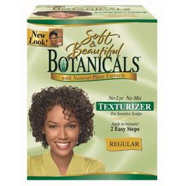 Botanicals No Lye Texturizer Kit Regular