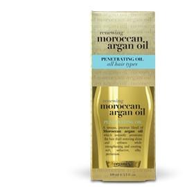 Organix Moroccan Argan Oil Penetrating Oil 100ml