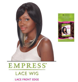 Sensationnel Empress Natural Lace Front Edge Wig - Bonnie