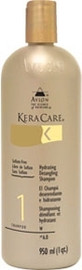 KeraCare Hydrating Detangling Shampoo Sulfate Free 950ml