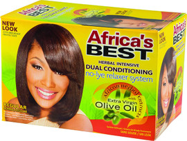 Africa's Best No-Lye Relaxer System Regular